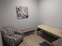 Clinical area where patients are evaluated and observed for total health and where any nutritional deficiency might exist